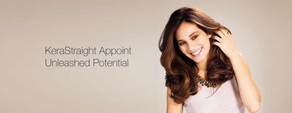 Unleashed Potential has been appointed to manage the PR for leading hair smoothing and repairing UK brand KeraStraight